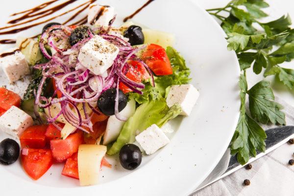 салат грецеский 2