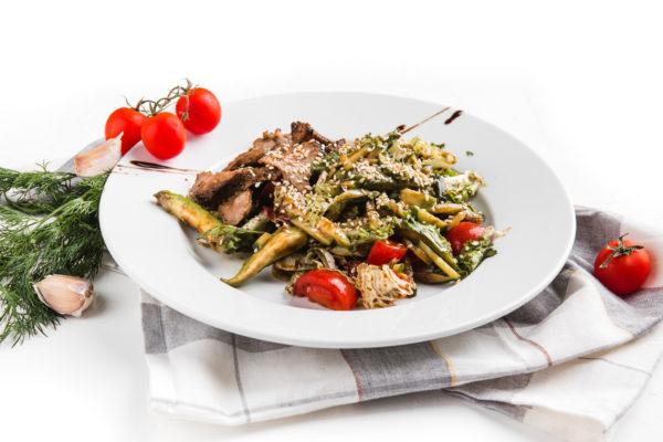 салат с телятины 2